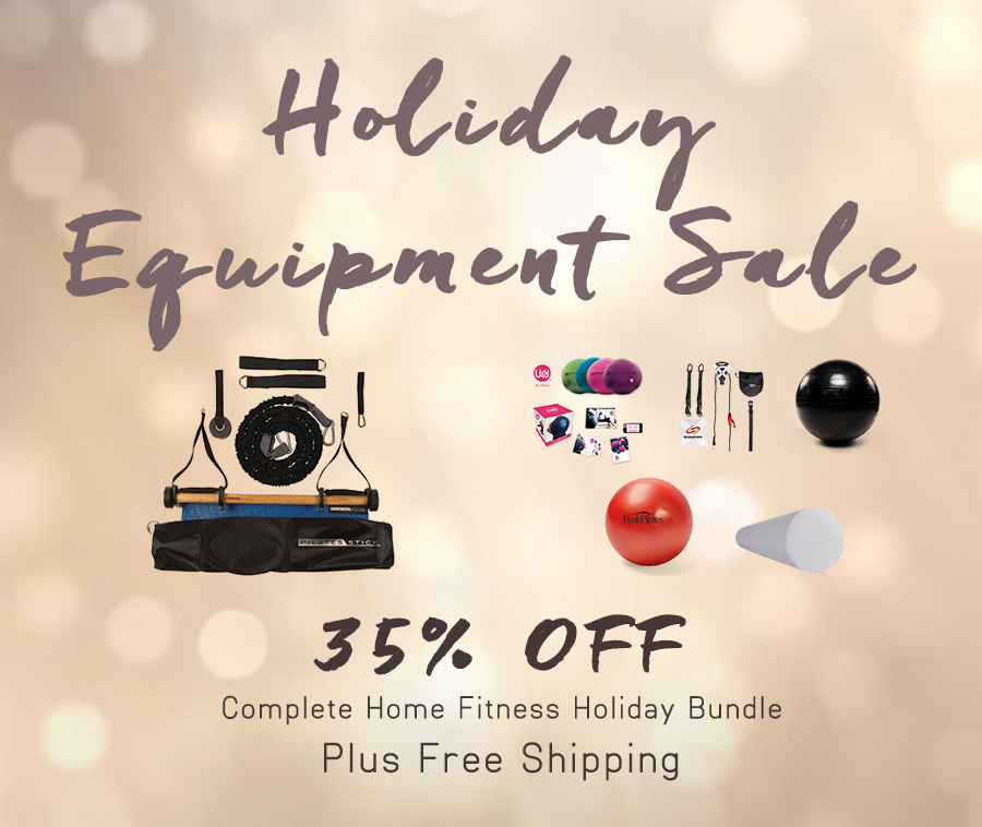 Holiday Equipment Sale