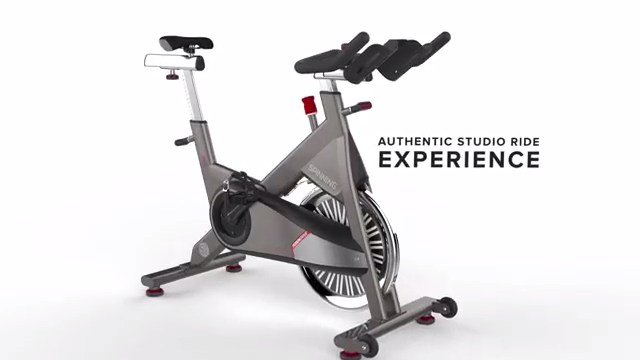 Authentic Studio Ride Experience