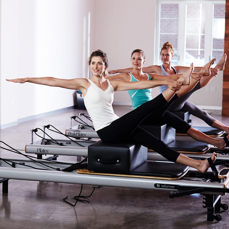 Peak Pilates Fit Reformer: Reformer Accessories