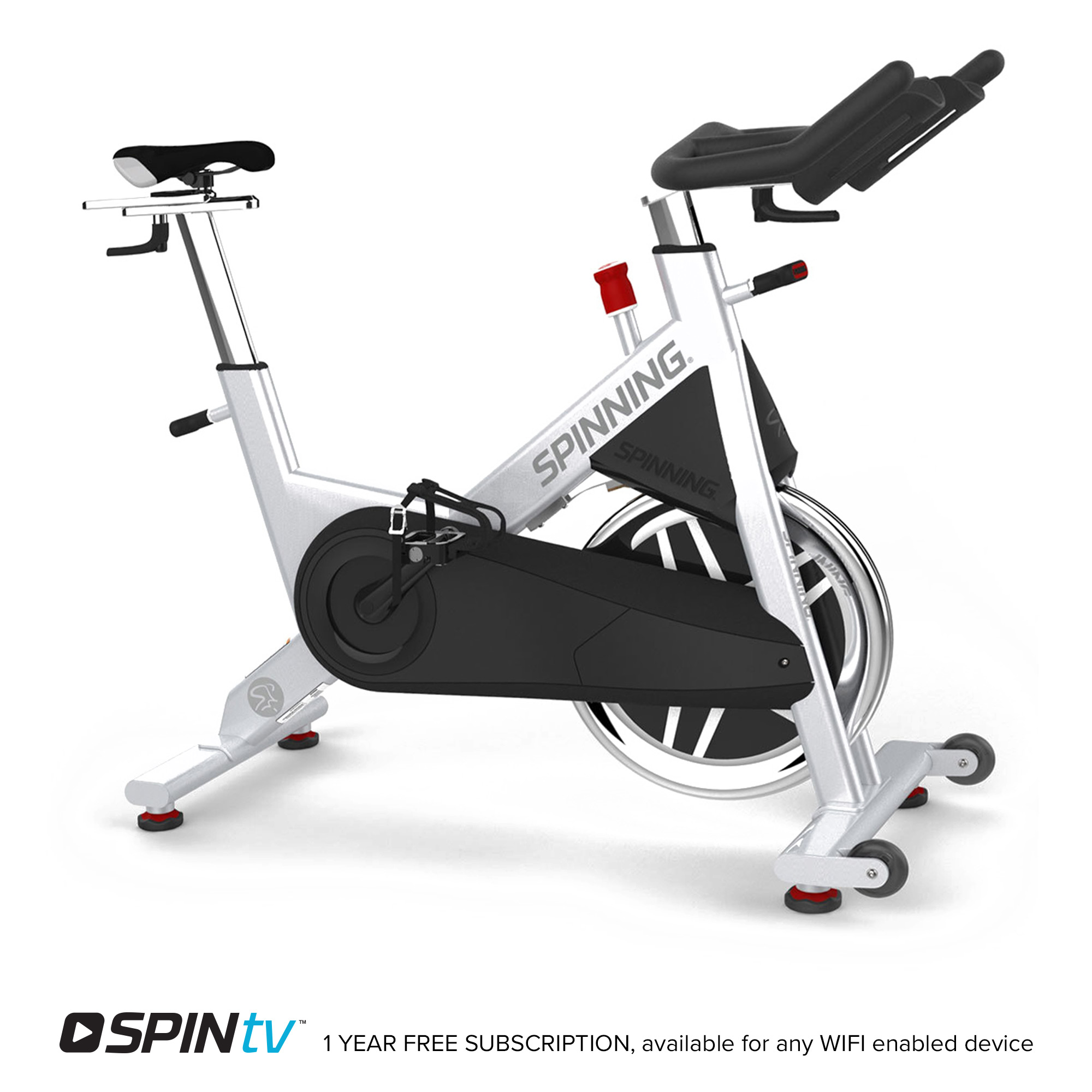 Spinning, cycling: a selection of sites