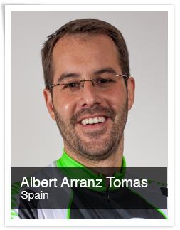 Albert Arranz Toma