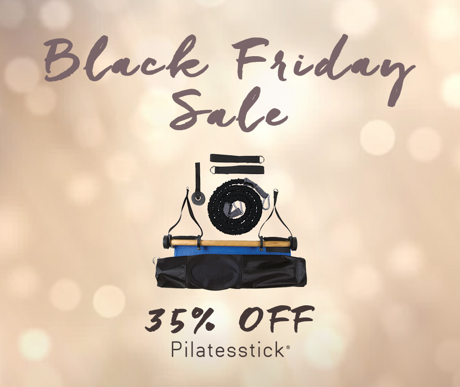 Black Friday Sale - 35% off Pilatesstick