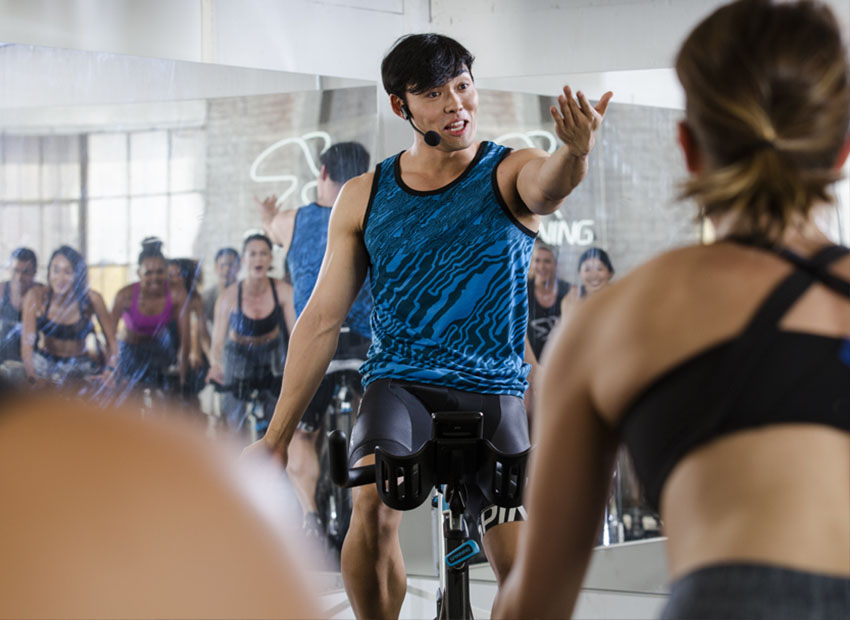 Spinning® Instructor Live Certification | Apply Today