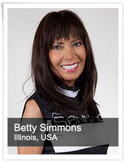 Betty Simmons