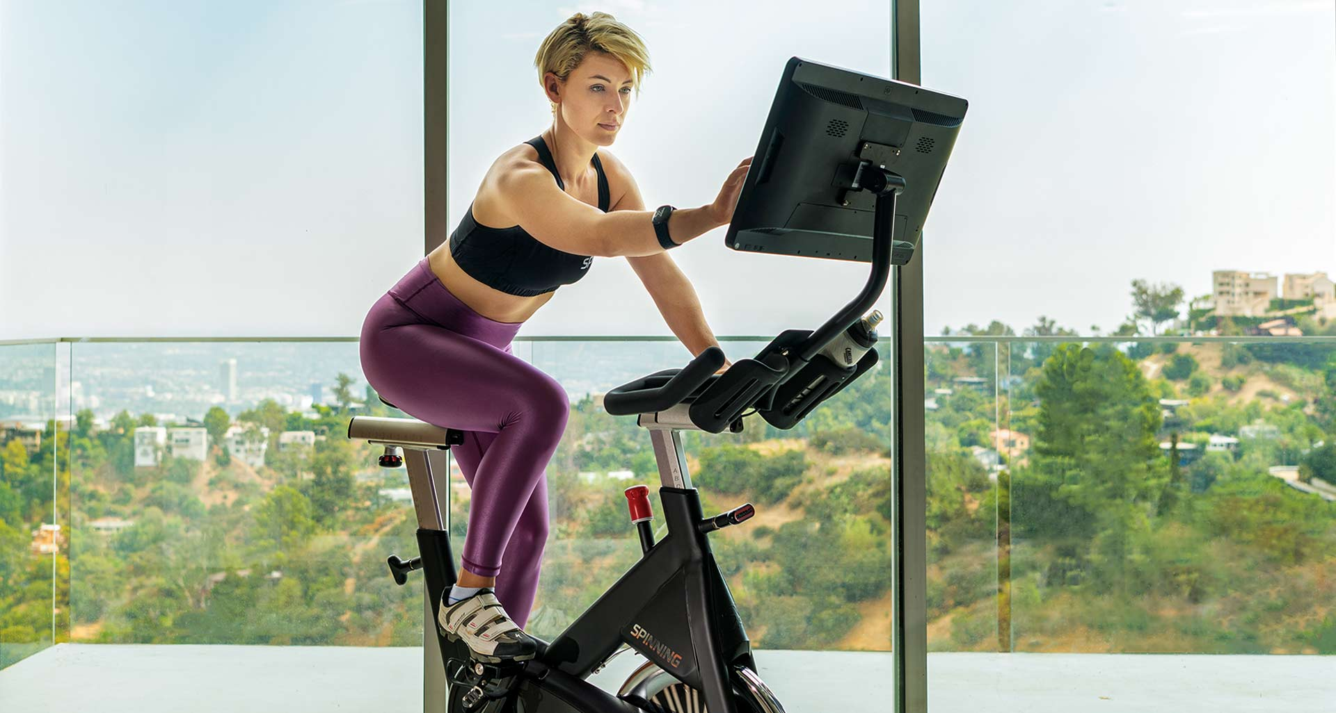 Spinning® Digital: Ride with the Rockstars of Spinning® from home!