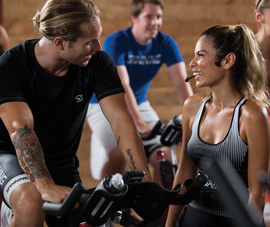 Spinning Online Certification Sign Up Today