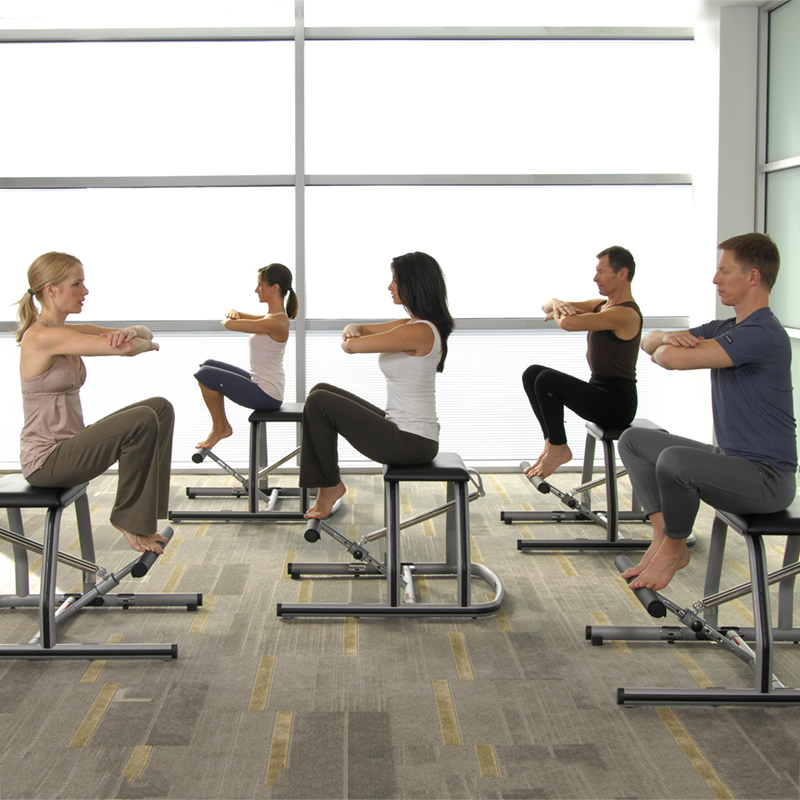 Split Pedal Stability Chair With Handles: The Best Pilates Chairs