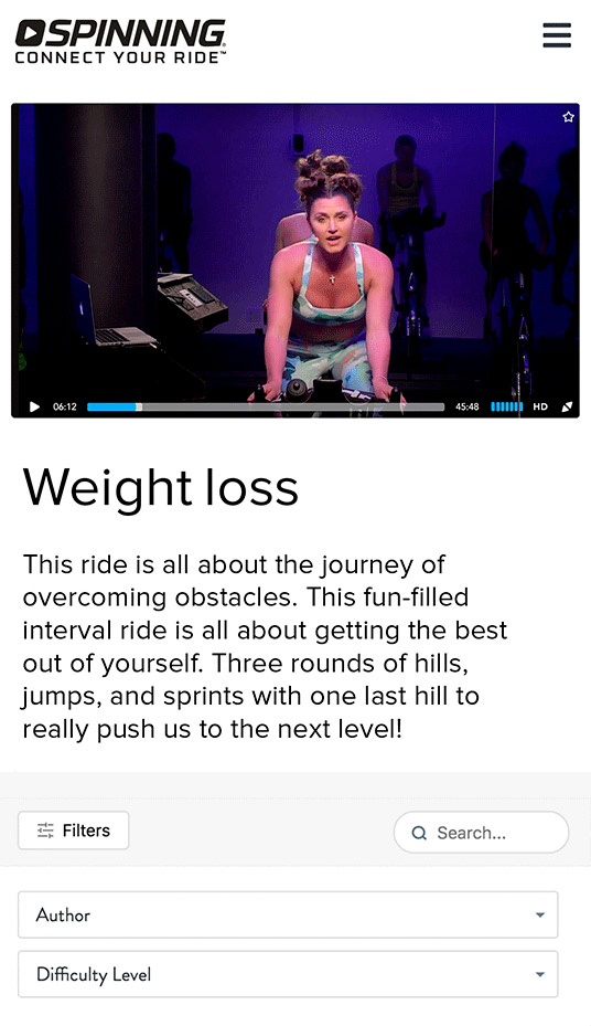Image of weight loss class