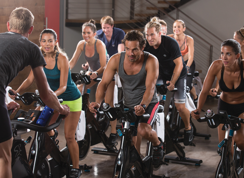 Why Spinning® Instructor Certification? image