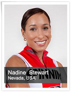 Nadine Stewart