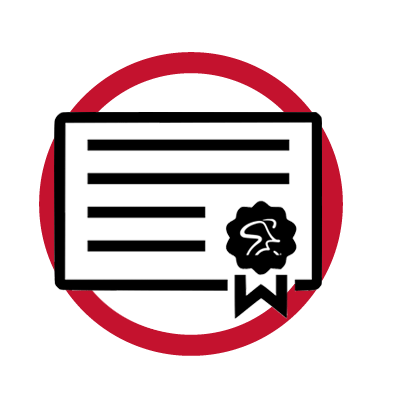 Certification Renewal icon